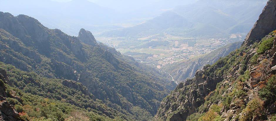 Un morceau de Corse échoué en terre languedocienne.